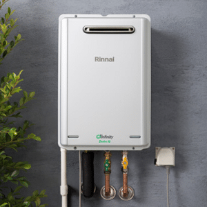 Rinnai Infinity Continuous Flow Hot Water System